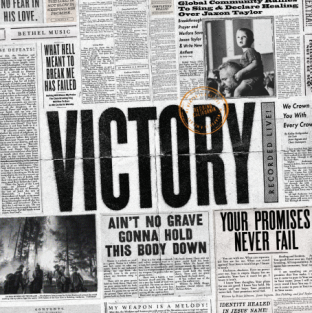 Victory - Recorded Live At Bethel - CD